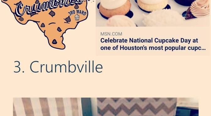 Congrats too Crumbville
