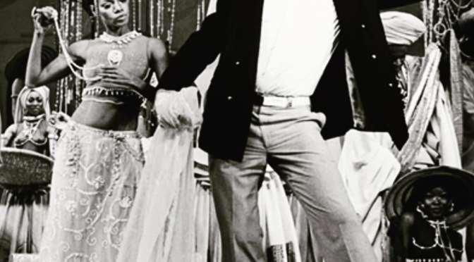 Melba Moore & Geoffrey Holder This is Iconic