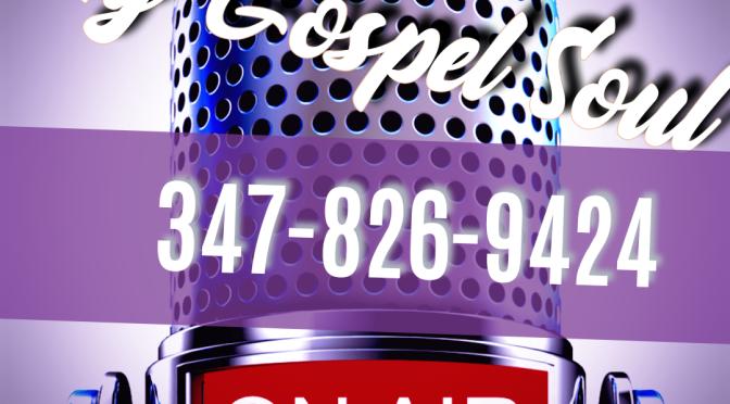 Today on My Gospel Soul Radio