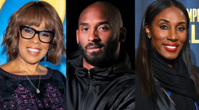 Gayle King is Under Fire behind questions about Kobe