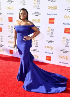 HOLLYWOOD, CALIFORNIA - MARCH 30: Naturi Naughton attends the 50th NAACP Image Awards at Dolby Theatre on March 30, 2019 in Hollywood, California. (Photo by Earl Gibson III/Getty Images for NAACP)