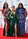 Mandatory Credit: Photo by Rob Latour/REX/Shutterstock (10181038w) Tamera Mowry, Adrienne Bailon and Loni Love 50th Annual NAACP Image Awards, Arrivals, Dolby Theatre, Los Angeles, USA - 20 Mar 2019