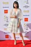 Mandatory Credit: Photo by Rob Latour/REX/Shutterstock (10181038ar) Storm Reid 50th Annual NAACP Image Awards, Arrivals, Dolby Theatre, Los Angeles, USA - 20 Mar 2019