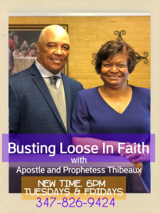 Busting Loose in Faith