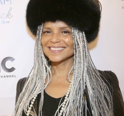 Victoria Rowell, is on a Roll!