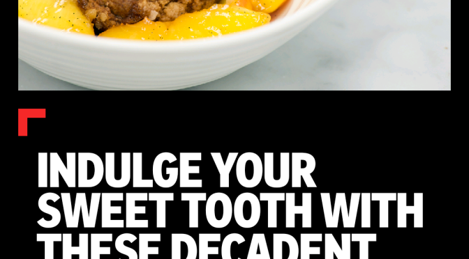 "Check out ""Indulge Your Sweet Tooth With These Decadent Dessert Recipes"" on Flipboard"