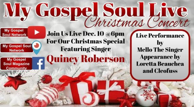 My Gospel Soul Christmas