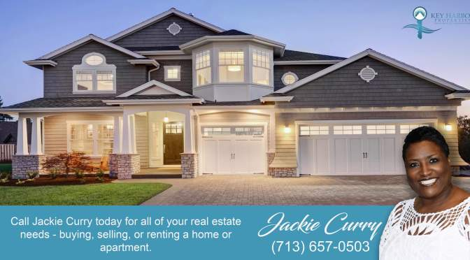For all your Real Estate Needs. Jackie Curry