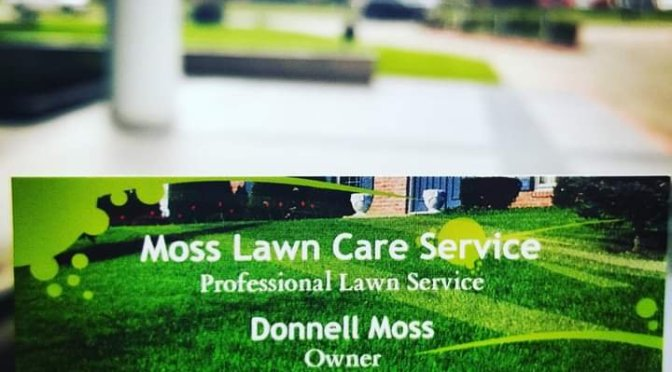 Moss Lawn Care Service|Paid Ad