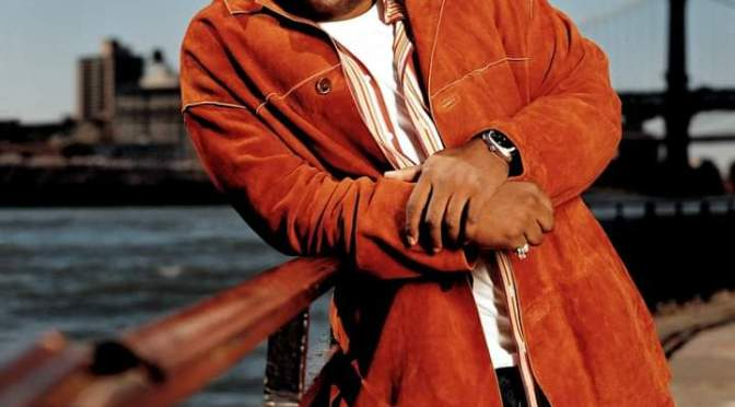 Happy Birthday to the Late Gerald Levert