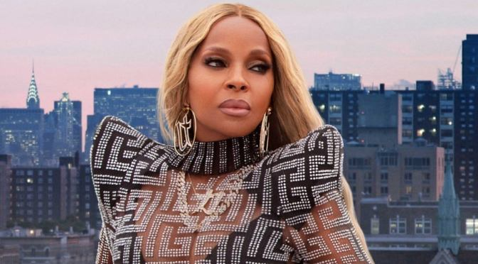 Mary J. Blige's My Life on Now on Prime