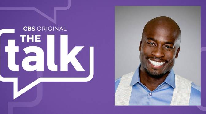 """New Co-Host of """"The Talk"""""""