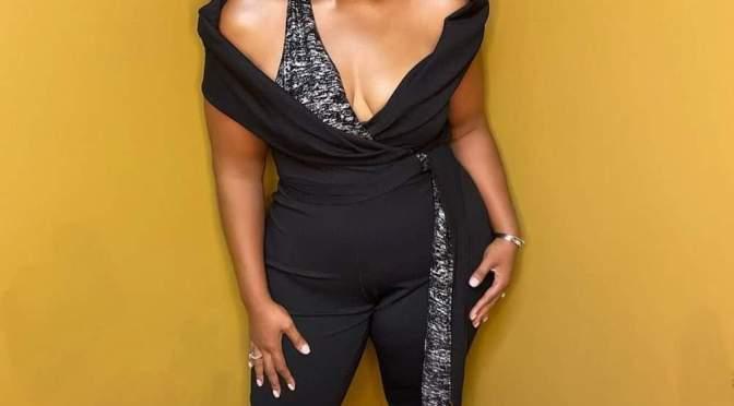 Monique Representing Black Queens Everywhere.